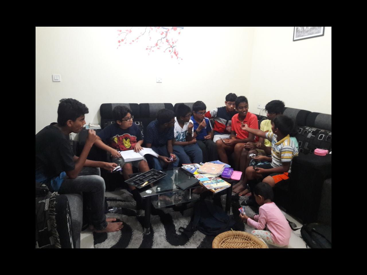 Diwali get together